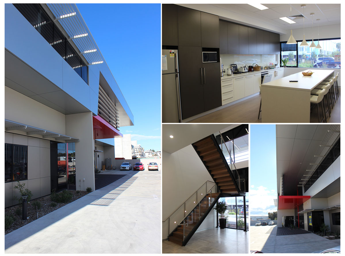 Commercial office builders sydney