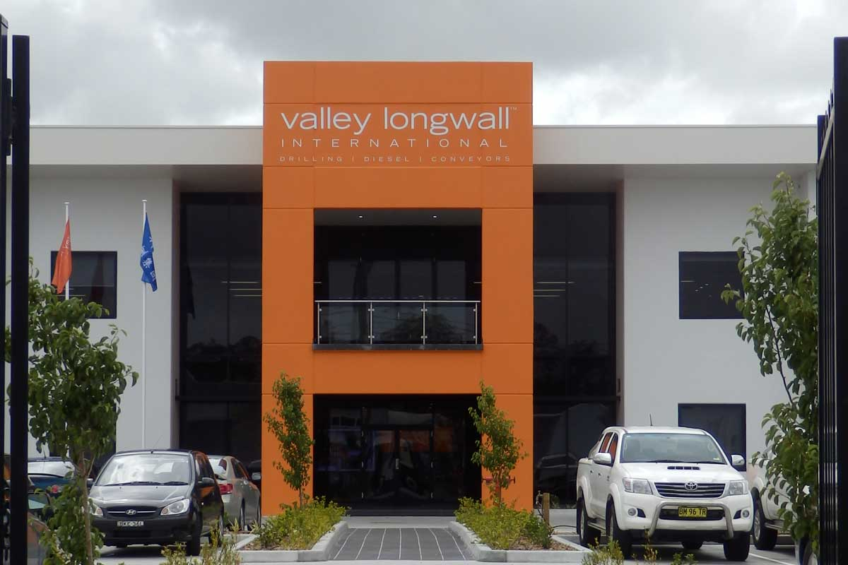 commercial industrial builders sydney