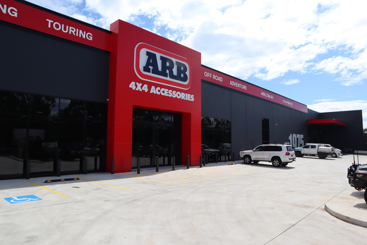 ARB Windsor Commercial Building