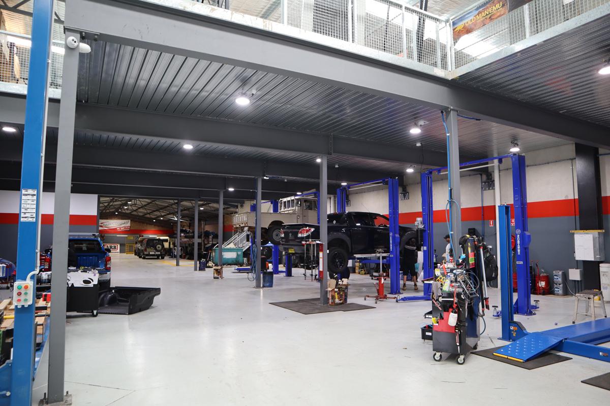 ARB Windsor Commercial Workshop